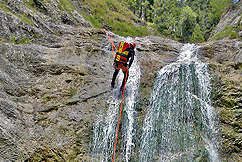 Canyoning Bad Tölz